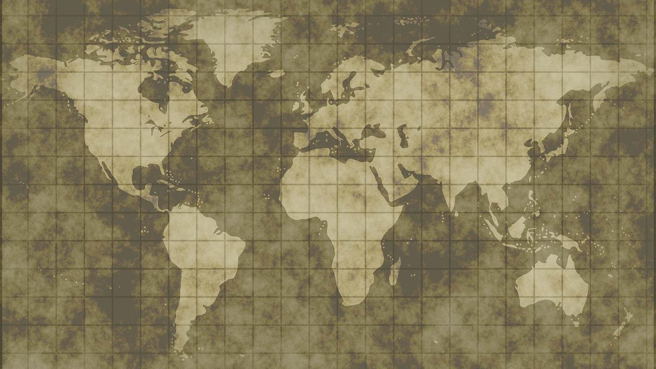 Prinsip Geografi