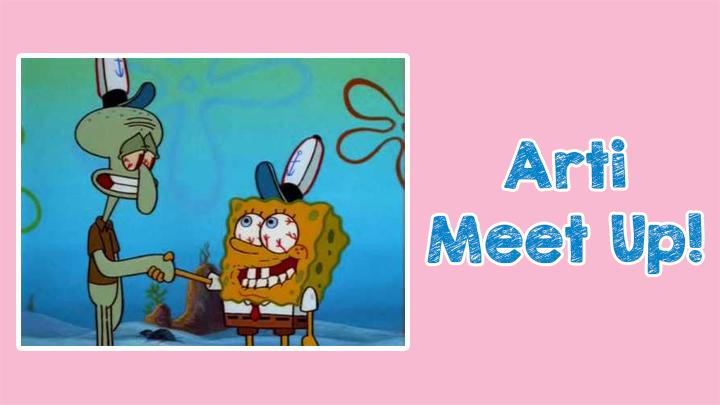 Arti Meet Up