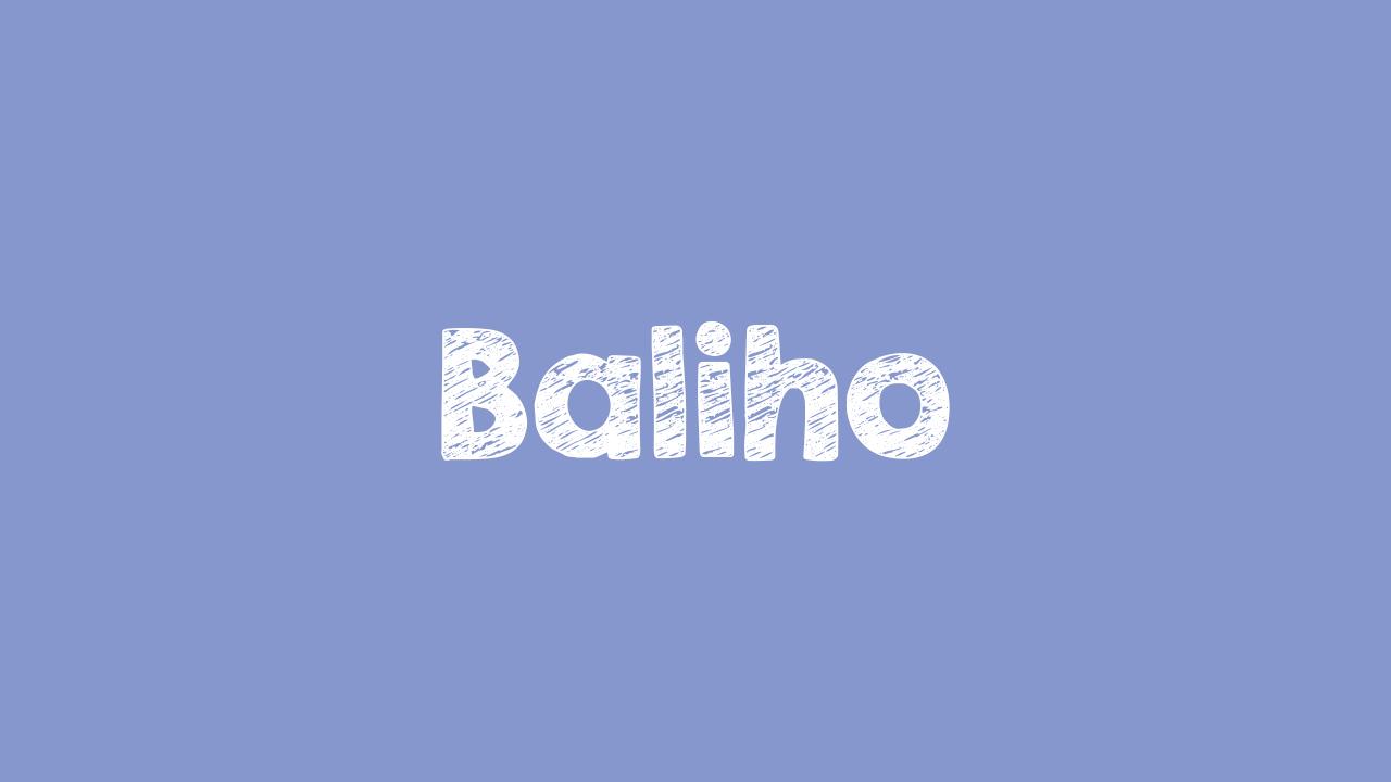 Pengertian Baliho