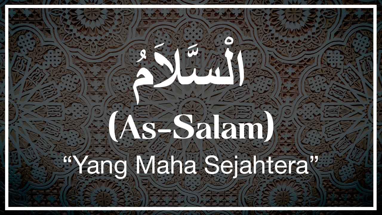 Arti As-Salam
